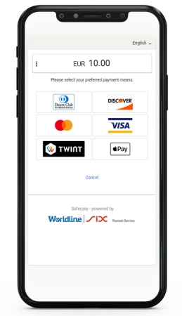 apple-pay in webshop
